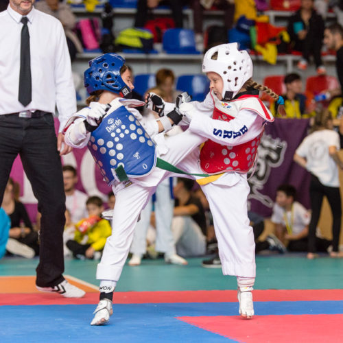 Black Tiger 2017 - Reportáž - Snina - Taekwondo - brophoto.pro #135