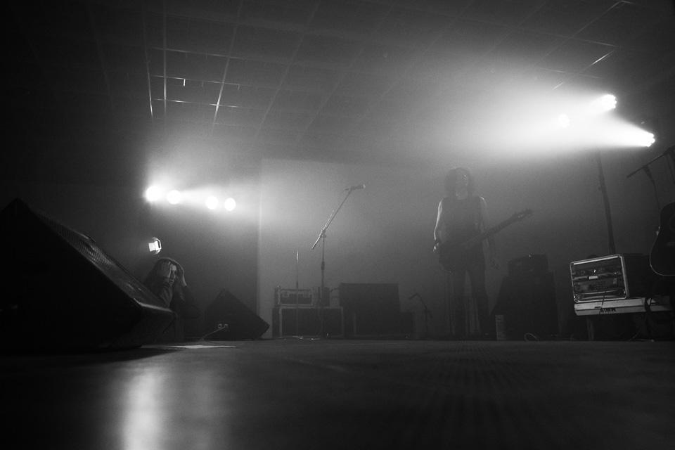 Vystupenie hudobnych skupin Bon Jovi Revival, Metropolis a Mareka Lacka na beneficnom koncerte Mina Kocana v Snine