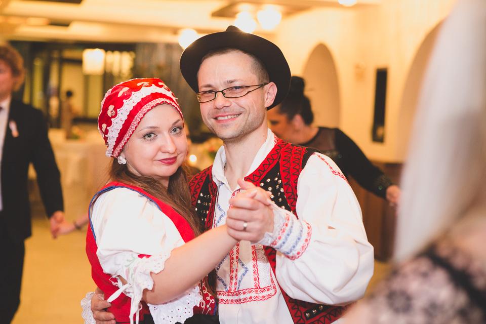 Svadba Mišky a Michala v kaplnke sv. Michala v Košiciach